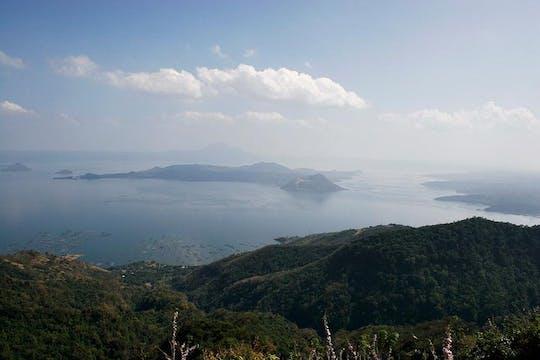 Wycieczka po grzbiecie Tagyatay