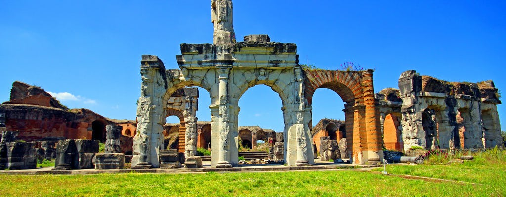 Guided tour of the Amphitheater and Museum of Ancient Capua