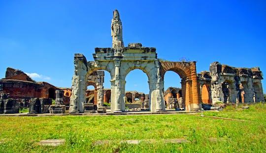 Visita guidata all'Anfiteatro e al Museo dell'antica Capua