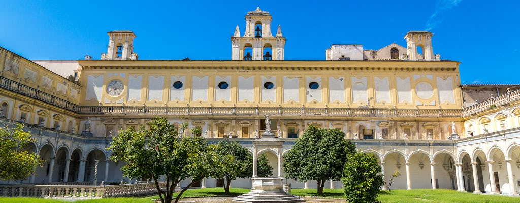 Certosa di San Martino guided tour