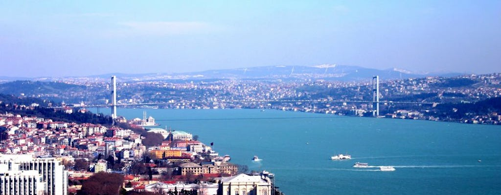 Istanbul full-day old city tour