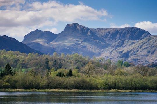 Le Lake District depuis Liverpool