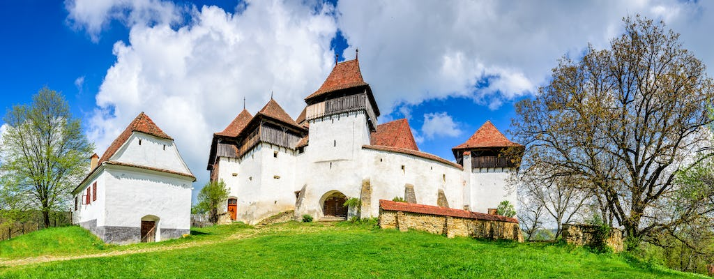 Full-day tour of Sighisoara and Viscri from Cluj
