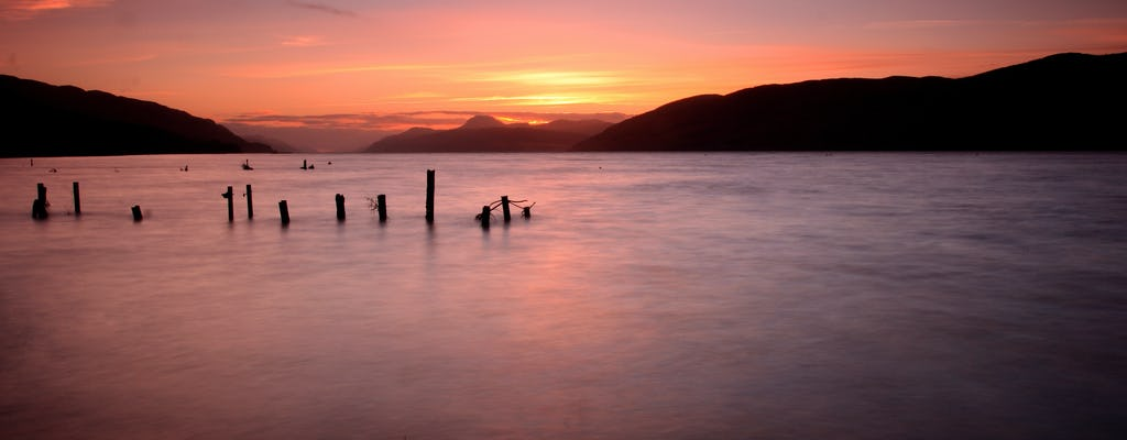 Excursión de un día para grupos pequeños a Loch Ness y Highlands desde Aberdeen