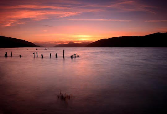 Loch Ness and the Highlands small-group day tour from Aberdeen
