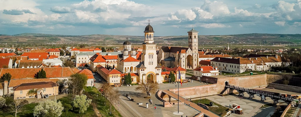 Day trip to Alba Iulia and  Sibiu from Cluj