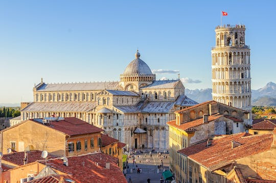 Full-day tour to Florence and Pisa from Rome