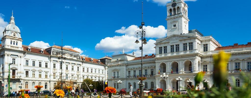 Day trip to Arad from Timisoara
