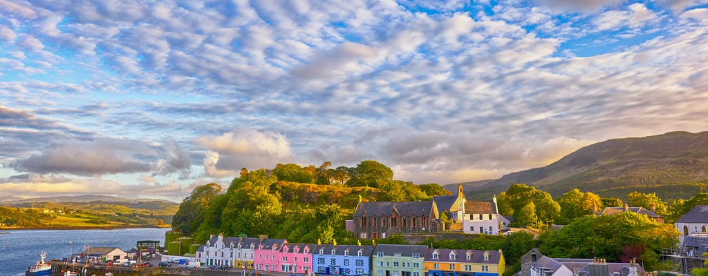 Excursion d'une journée complète à Skye et au château d'Eilean Donan au départ d'Inverness