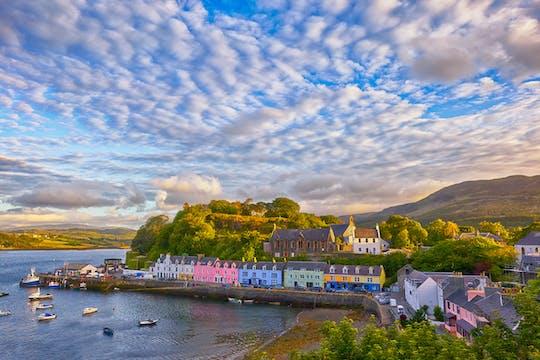 Excursión de día completo al castillo de Skye y Eilean Donan desde Inverness