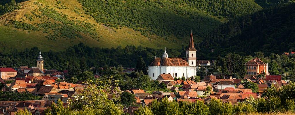 Visite d'une demi-journée dans les environs de Sibiu