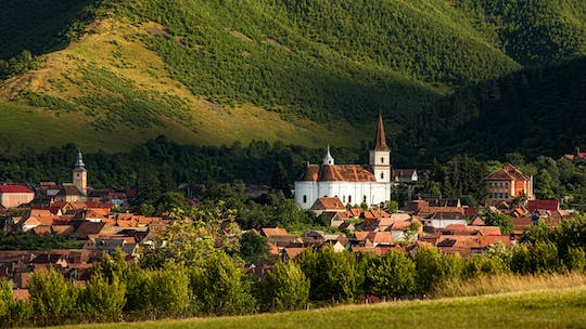 Half-day tour in the surroundings of Sibiu