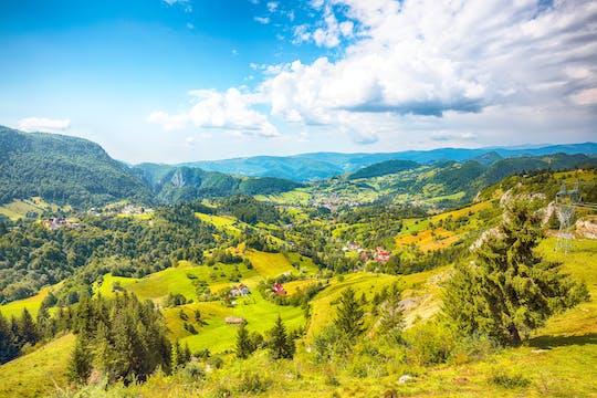 Privates Wandern und Bärenbeobachten in den Karpaten