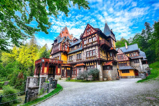 Private tour to the surrounding areas of Brasov