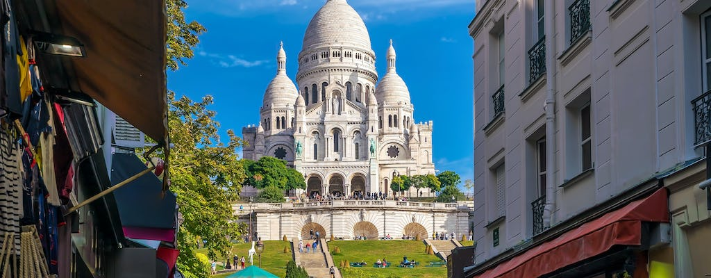 Private tour of Montmartre