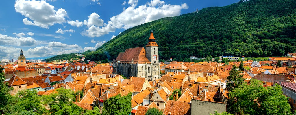 Day tour to Brasov from Sibiu