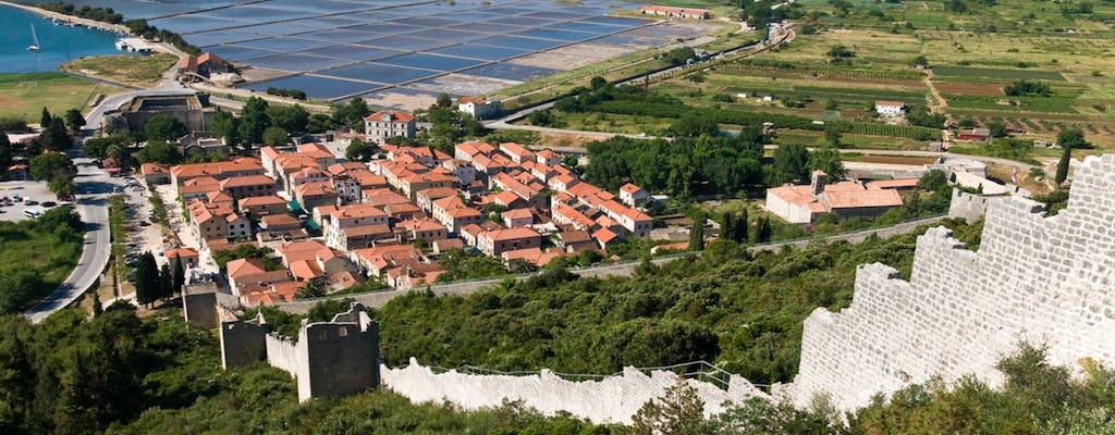 Дегустационный тур из Дубровника В город Стон с вином