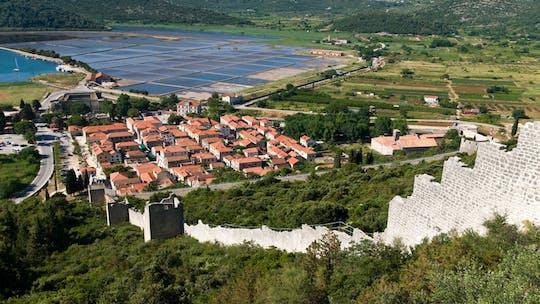 Tour de Dubrovnik a Ston com degustação de vinhos
