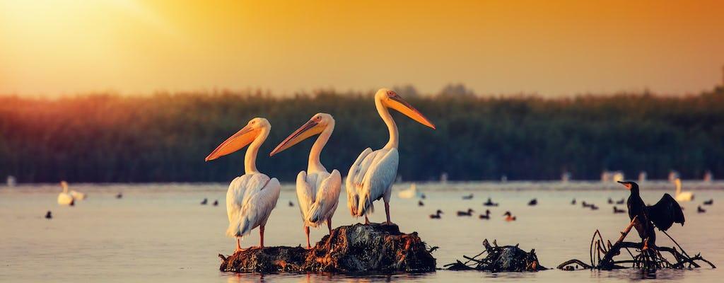 Viaggio nel Delta del Danubio da Costanza