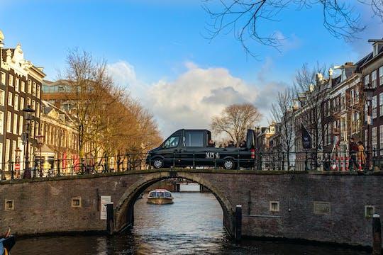 Visita panorámica de Ámsterdam