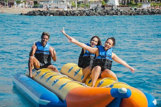 Wassersport am Playa del Duque