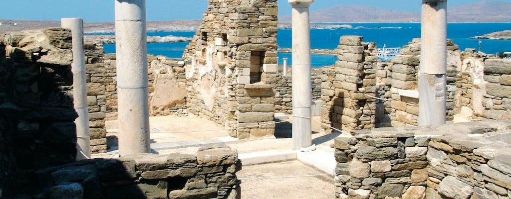 Ausflug auf die Insel Delos