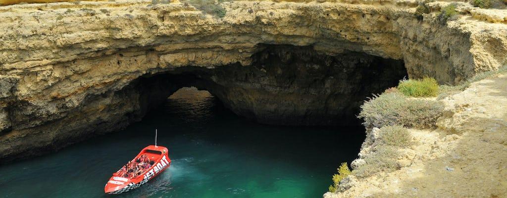 Algarve Jetboot inkl. Hin-und Rücktransfer
