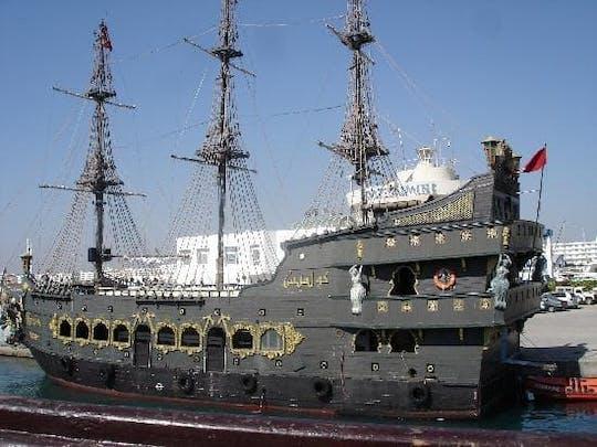 Piratenschiff - Sail Away Bootstour