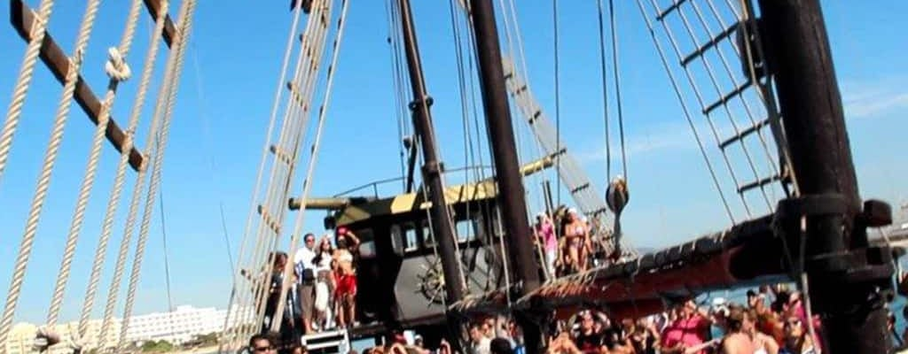 Piratenboot Tour Sousse