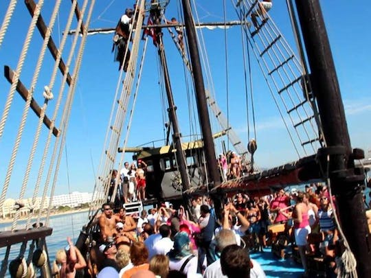 Piratenboot Tour Sousse