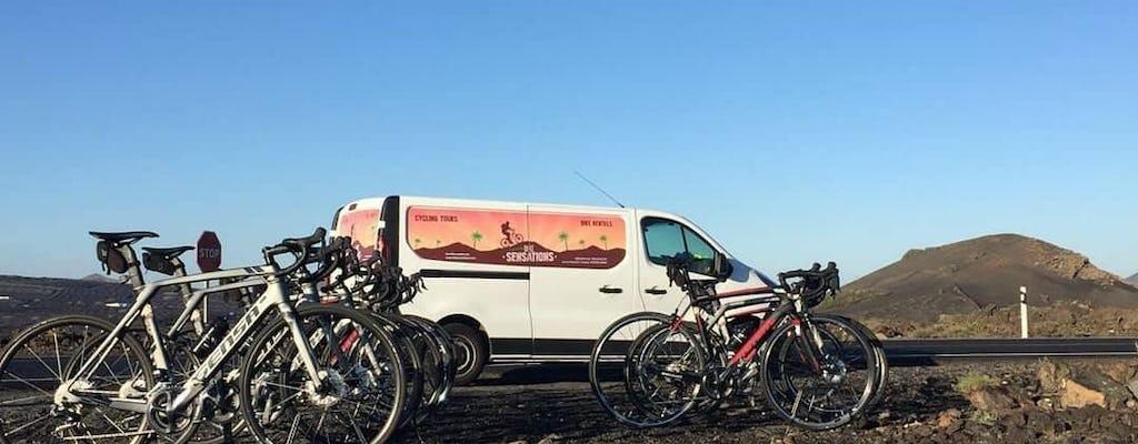 Lanzarote Mountain Bike Tour