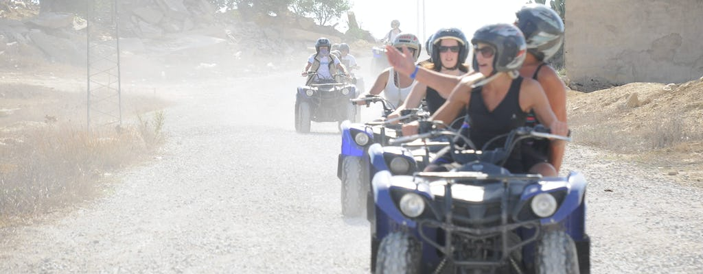 Tunisia Quad Bike Safari