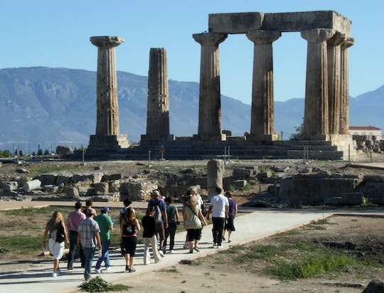 Ancient Corinth Tour