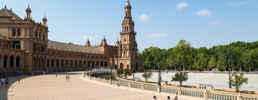 Seville City Tour & Shopping