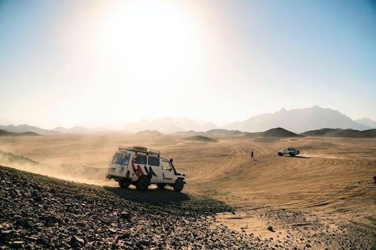 Desert Sunset and Star Gazing Experience