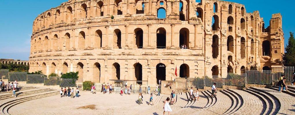 Kairouan Holy City & El Jem Tour