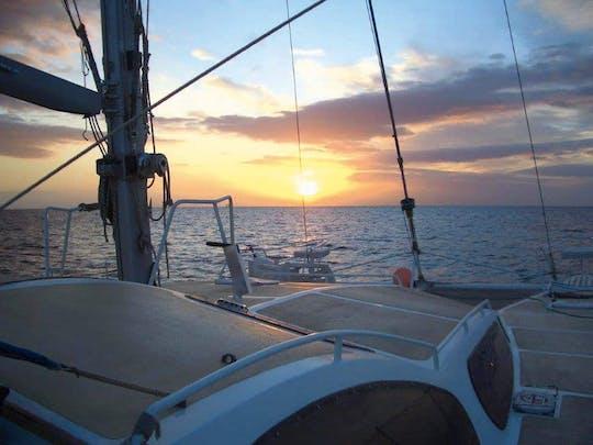 Hammamet Catamaran Cruise