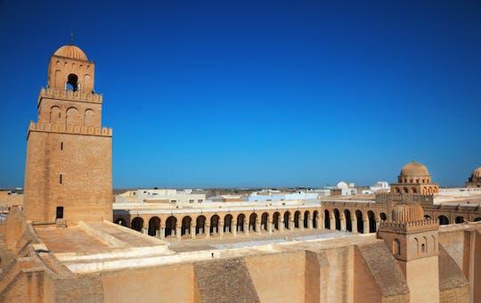 Kairouan & El Jem Colosseum Tour