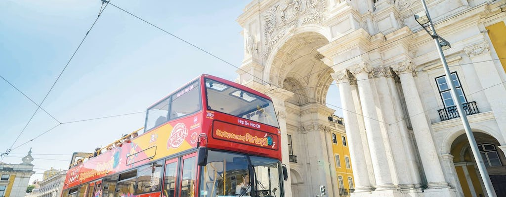 Belem, Oriente en Castle hop on-hop off routes