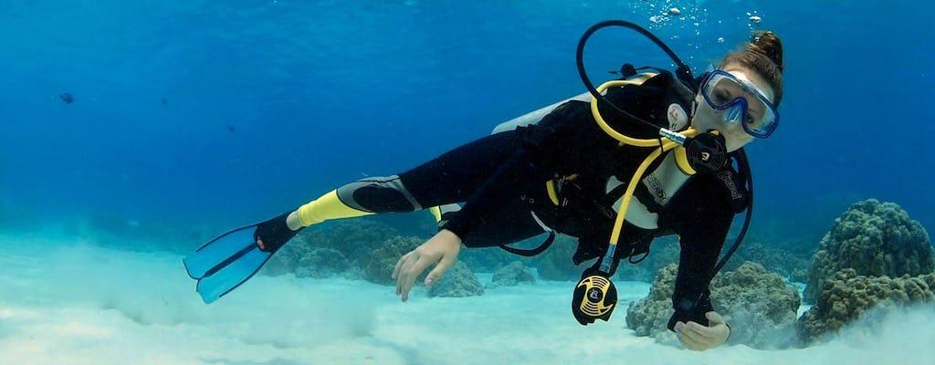 2-Daagse PADI Open Water duikcursus