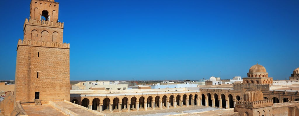 Kairouan & El Jem Colosseum Trip