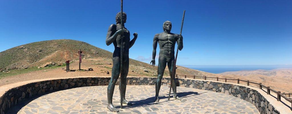 Visite du sud de Fuerteventura