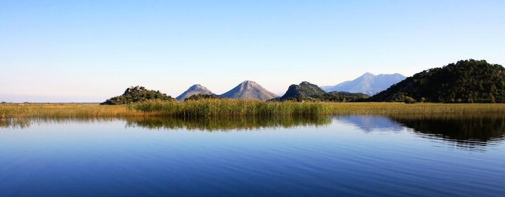 Secrets du lac Skadar depuis Budva