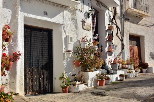 Recorrido por la Alpujarra desde Granada