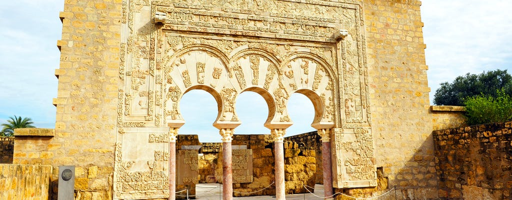 Guided tour of the Medina Azahara archeological site