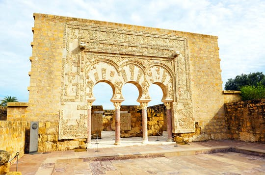 Führung durch die archäologische Stätte von Medina Azahara