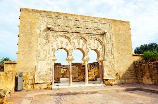 Visita guiada ao sítio arqueológico Medina Azahara