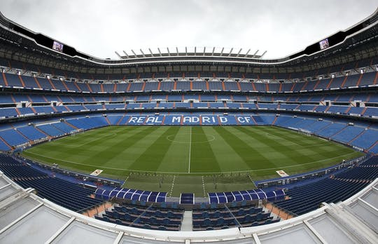 Santiago Bernabéu Stadium skip-the-line tickets