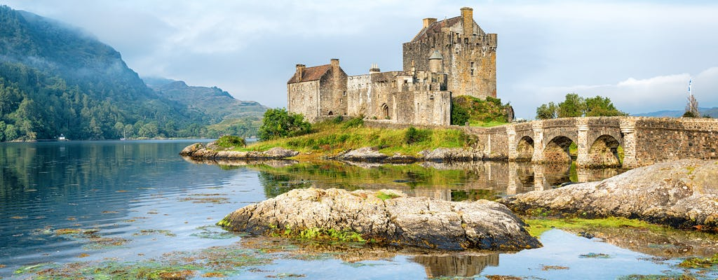 Torridon, Applecross und Eilean Donan Castle Tour von Inverness