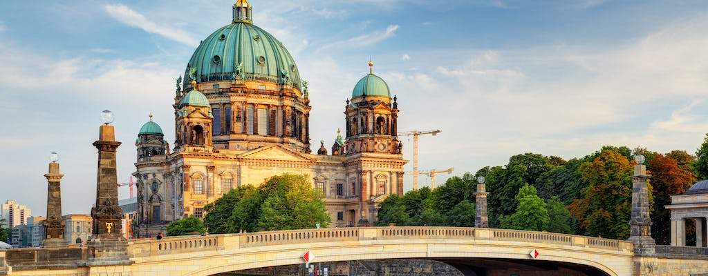 Berlin 1-hour city walking tour
